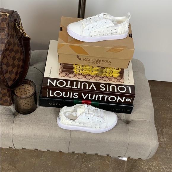 28055666405ff0 Koolaburra by Ugg Kellen White Sneakers